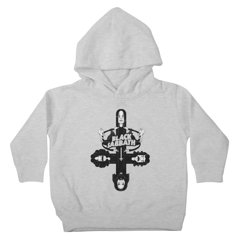 Sabbath Shirt Kids Toddler Pullover Hoody by CHRISRW's Artist Shop