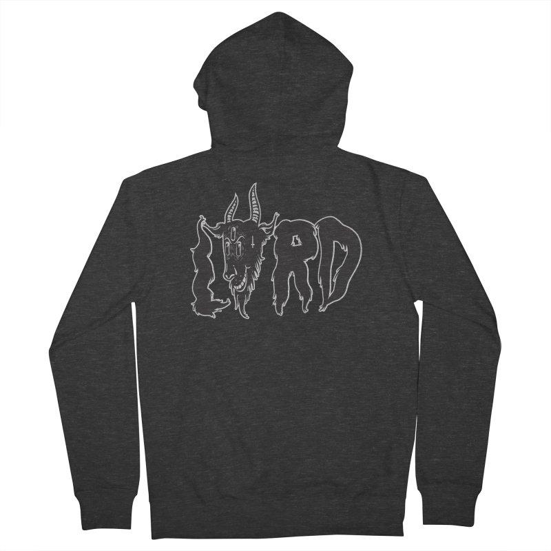 Lord Women's Zip-Up Hoody by CHRISRW's Artist Shop