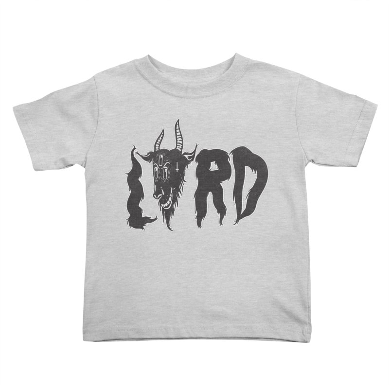 Lord Kids Toddler T-Shirt by CHRISRW's Artist Shop