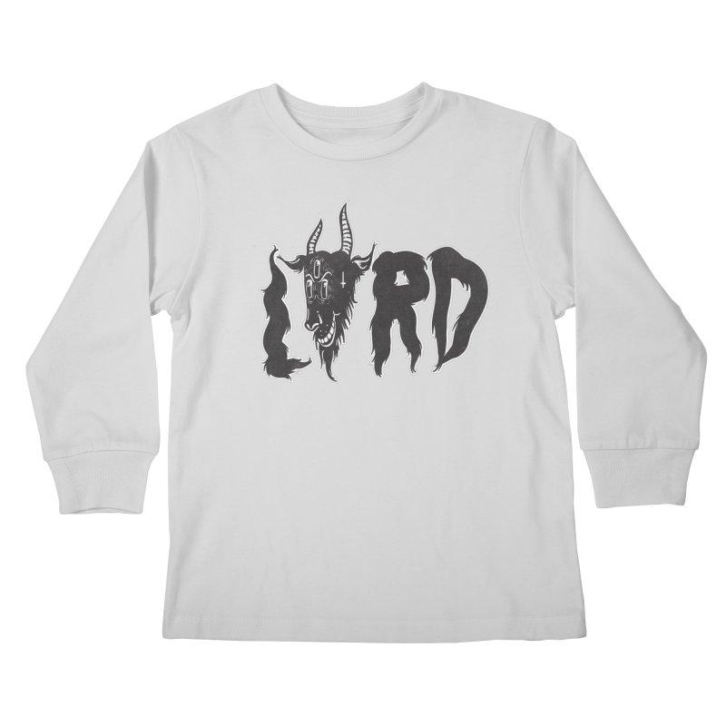 Lord Kids Longsleeve T-Shirt by CHRISRW's Artist Shop