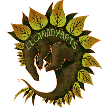 CLCanadyArts Neat stuff Logo