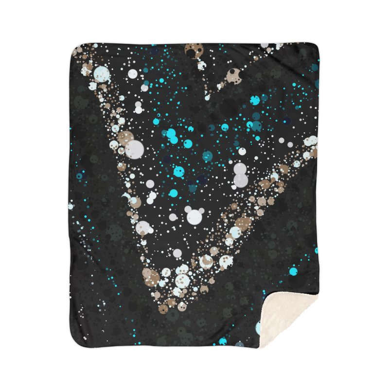jEWELED Home Blanket by Christy Leigh Creative