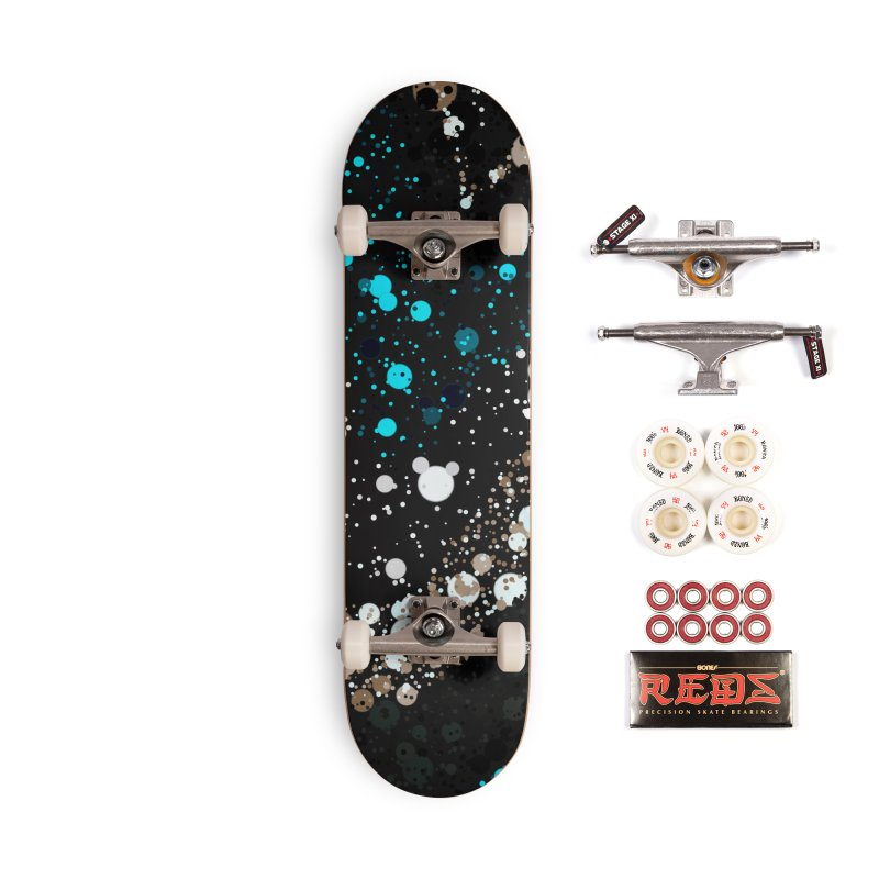 jEWELED Accessories Skateboard by Christy Leigh Creative