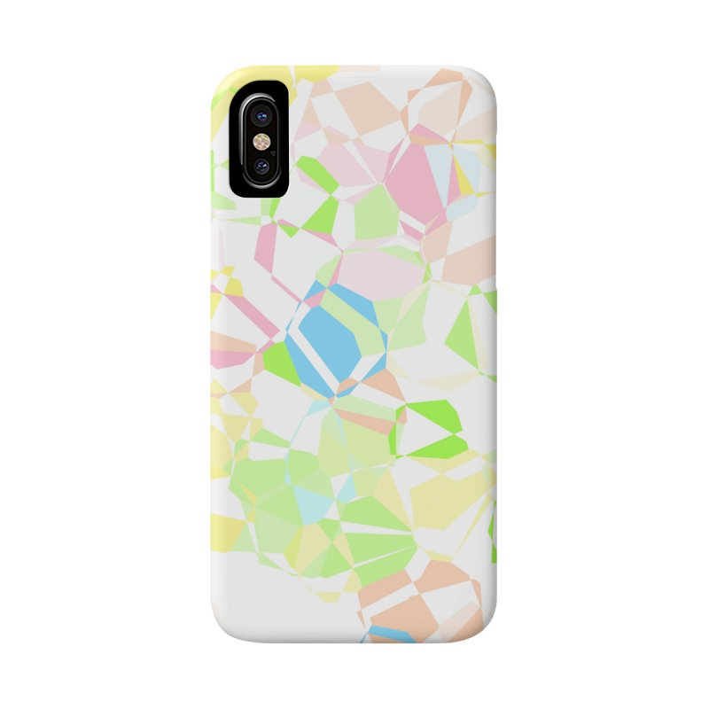 Pastel abstract Accessories Phone Case by Christy Leigh Creative