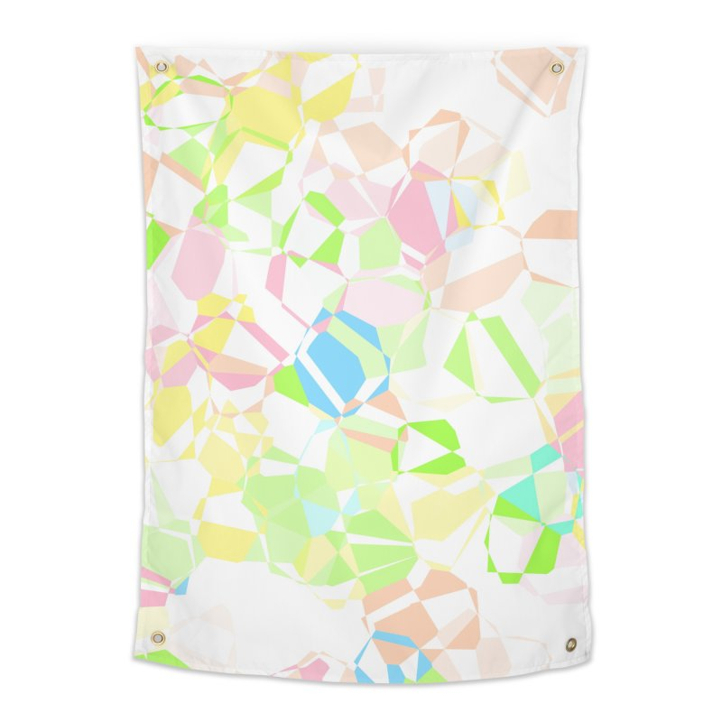Pastel abstract Home Tapestry by Christy Leigh Creative