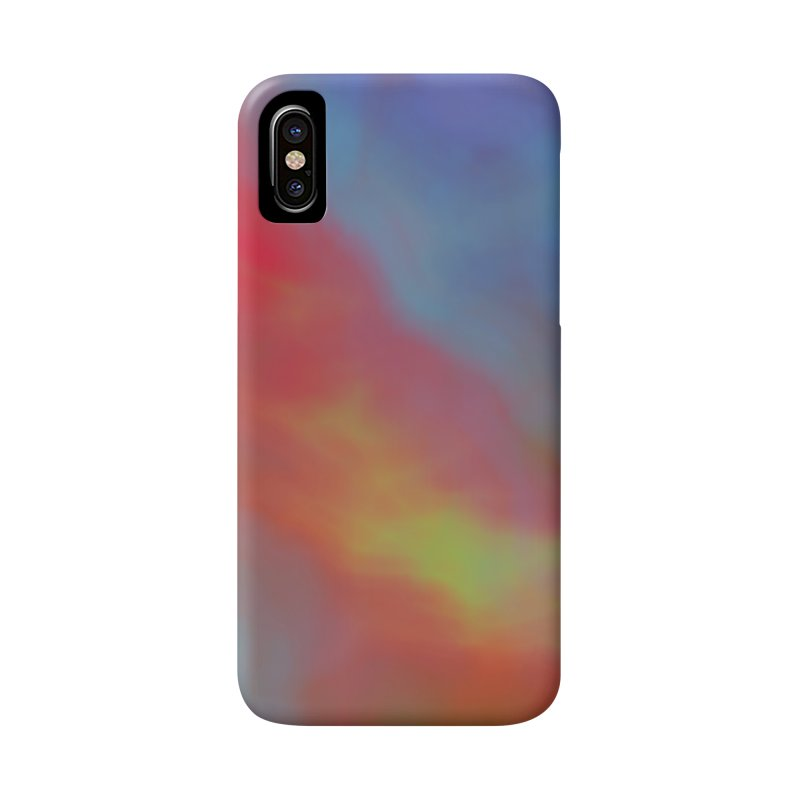 Fire in the Sky Accessories Phone Case by Christy Leigh Creative