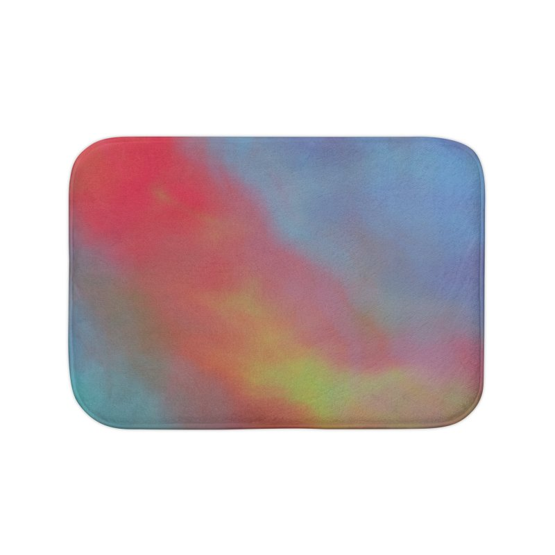 Fire in the Sky Home Bath Mat by Christy Leigh Creative