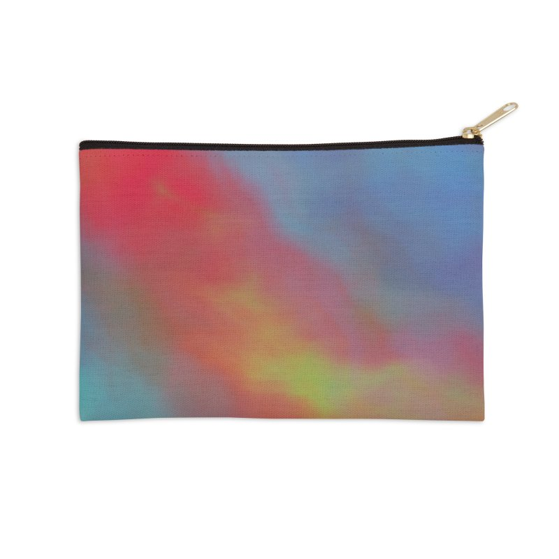 Fire in the Sky Accessories Zip Pouch by Christy Leigh Creative