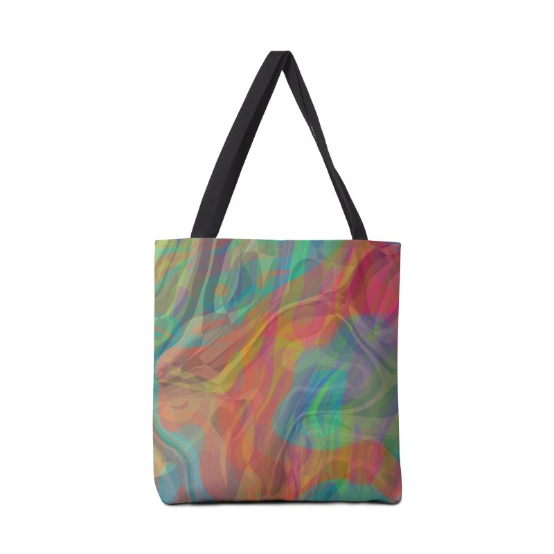 Fire and Ice Accessories Bag by Christy Leigh Creative