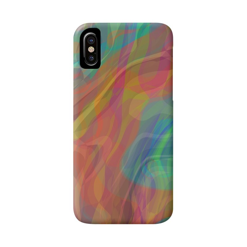 Fire and Ice Accessories Phone Case by Christy Leigh Creative