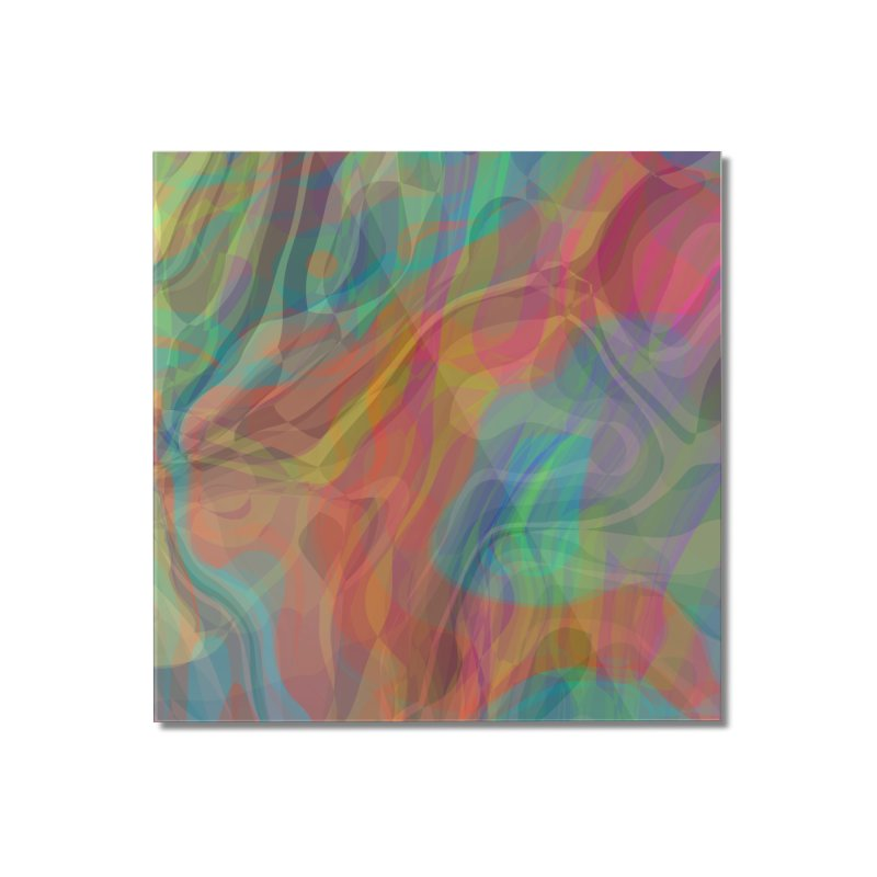 Fire and Ice Home Mounted Acrylic Print by Christy Leigh Creative