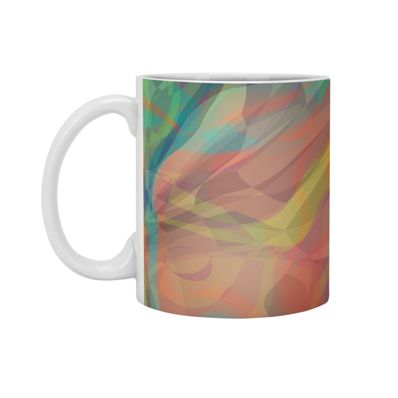 Fire and Ice Accessories Mug by Christy Leigh Creative
