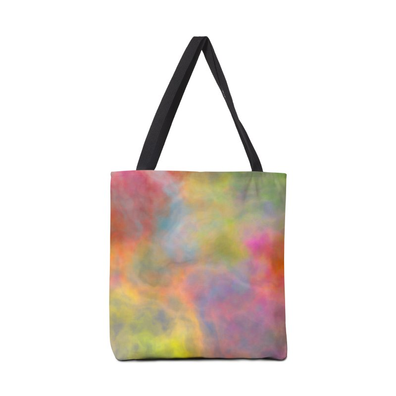 Rainbow Sky Accessories Bag by Christy Leigh Creative