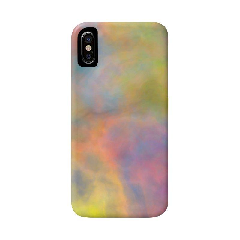 Rainbow Sky Accessories Phone Case by Christy Leigh Creative