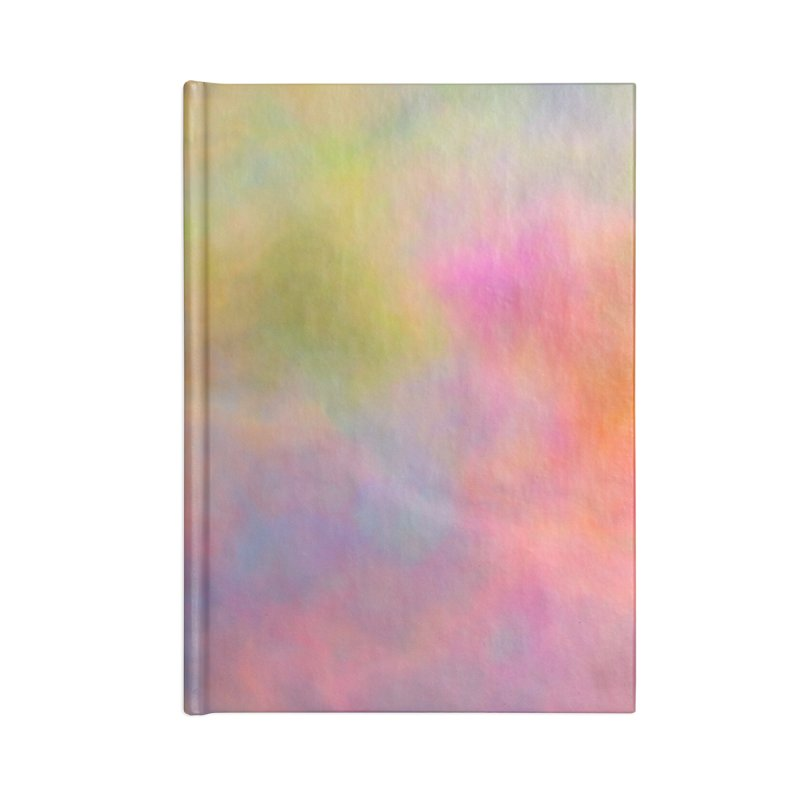 Rainbow Sky Accessories Notebook by Christy Leigh Creative