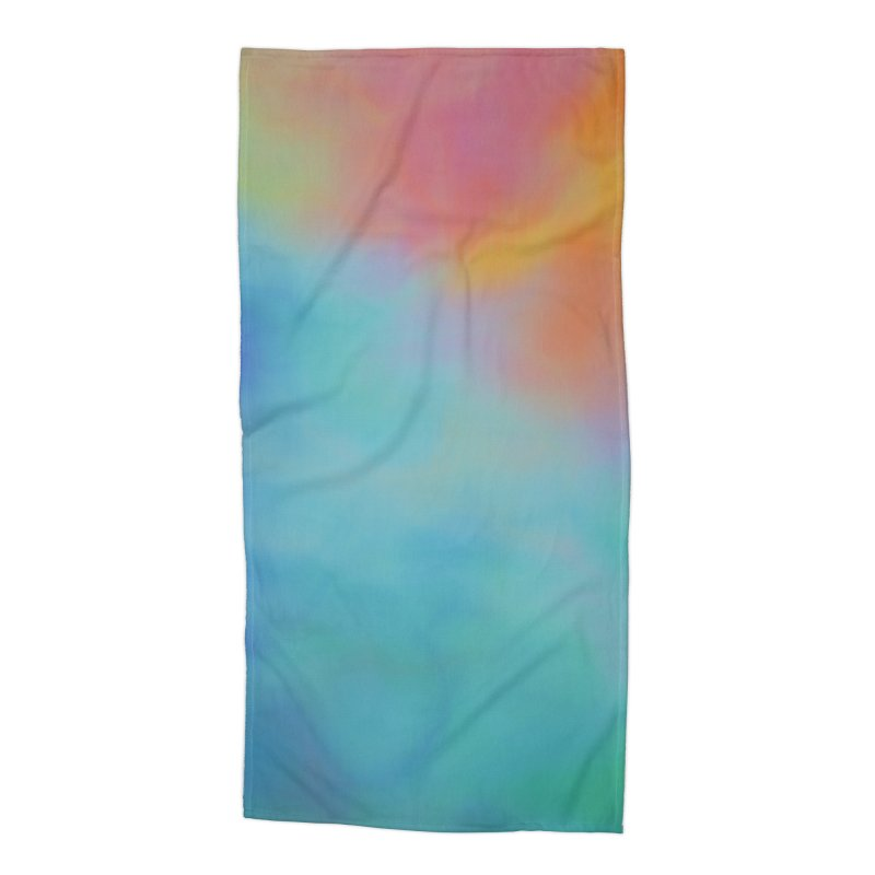 Sunshine Accessories Beach Towel by Christy Leigh Creative