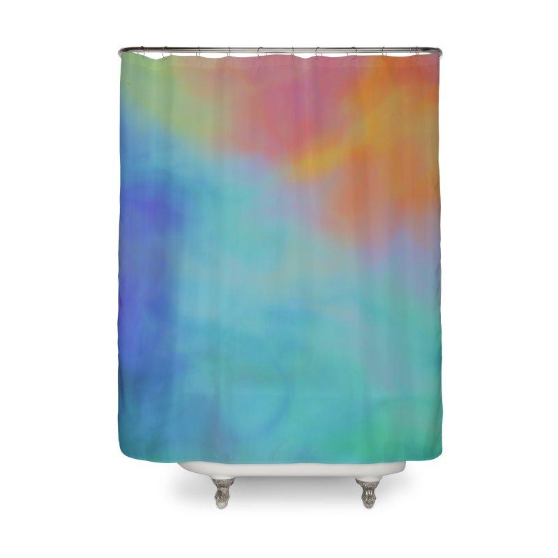 Sunshine Home Shower Curtain by Christy Leigh Creative