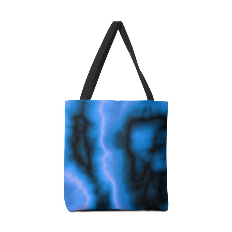 Lightning in the Sky Accessories Bag by Christy Leigh Creative