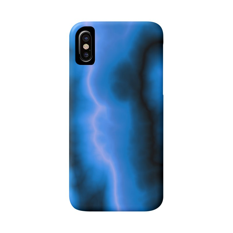 Lightning in the Sky Accessories Phone Case by Christy Leigh Creative