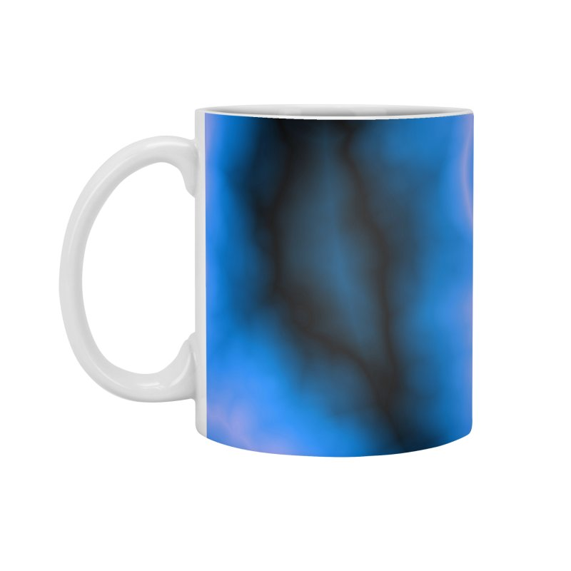 Lightning in the Sky Accessories Mug by Christy Leigh Creative