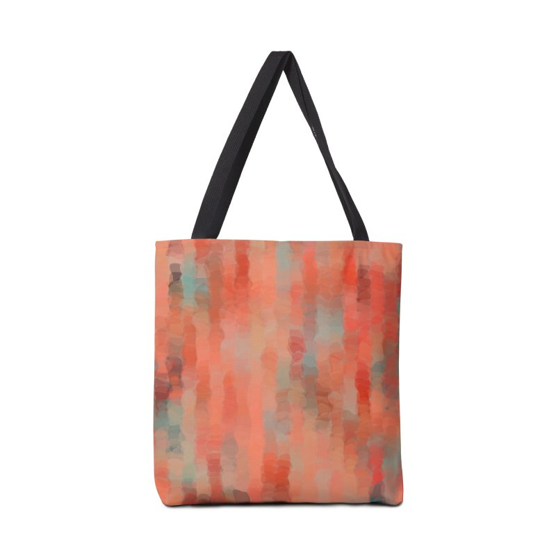 Coral Mirage Accessories Bag by Christy Leigh Creative