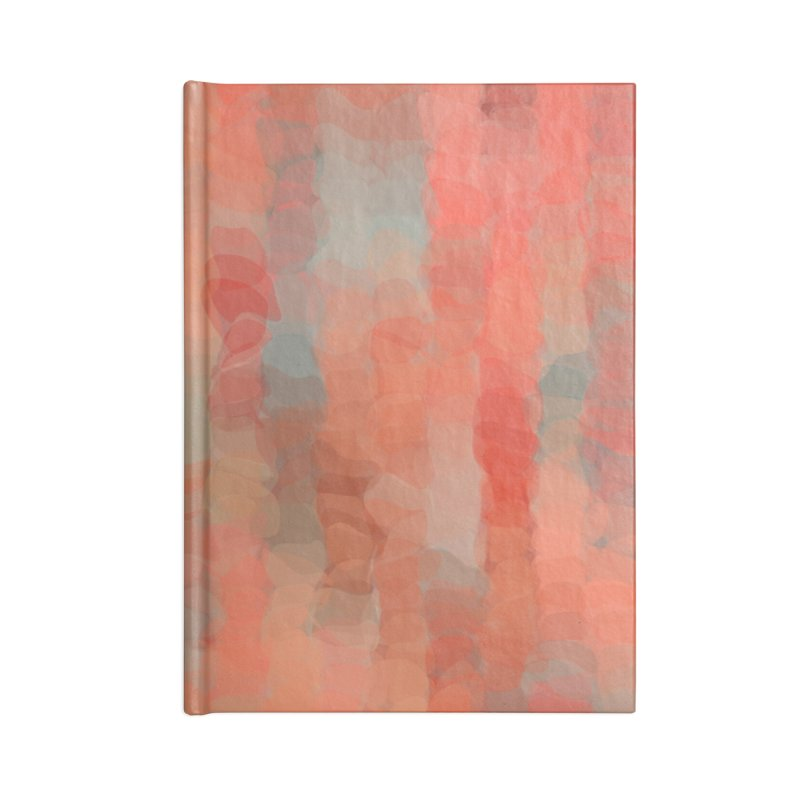 Coral Mirage Accessories Notebook by Christy Leigh Creative