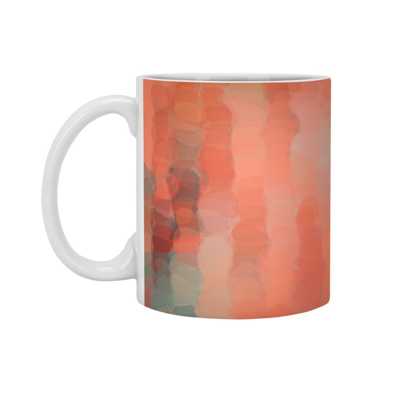 Coral Mirage Accessories Mug by Christy Leigh Creative