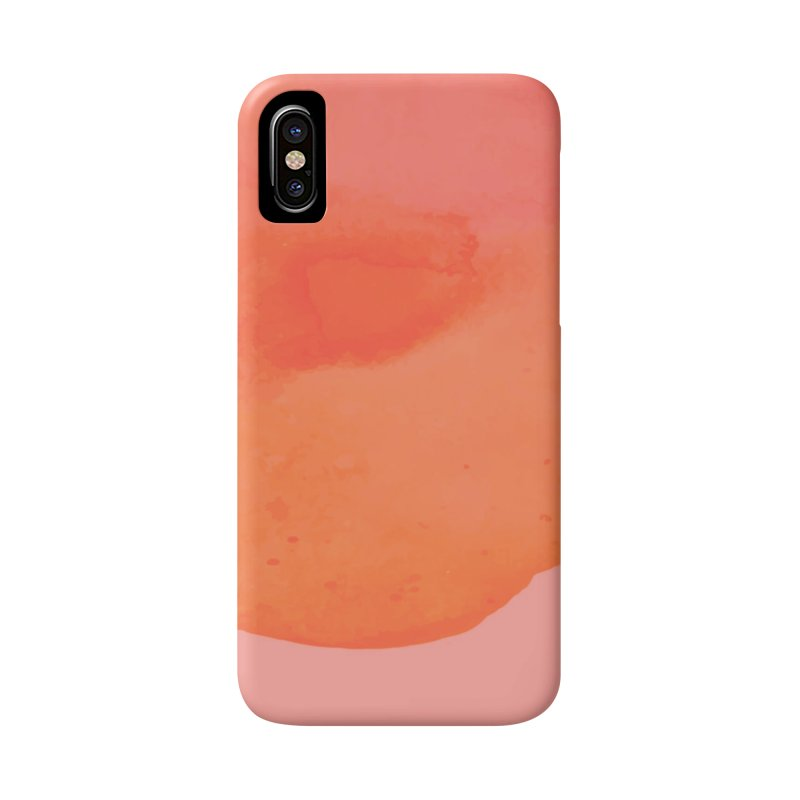 Coral Kiss Accessories Phone Case by Christy Leigh Creative