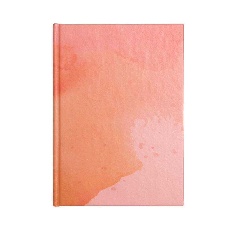 Coral Kiss Accessories Notebook by Christy Leigh Creative