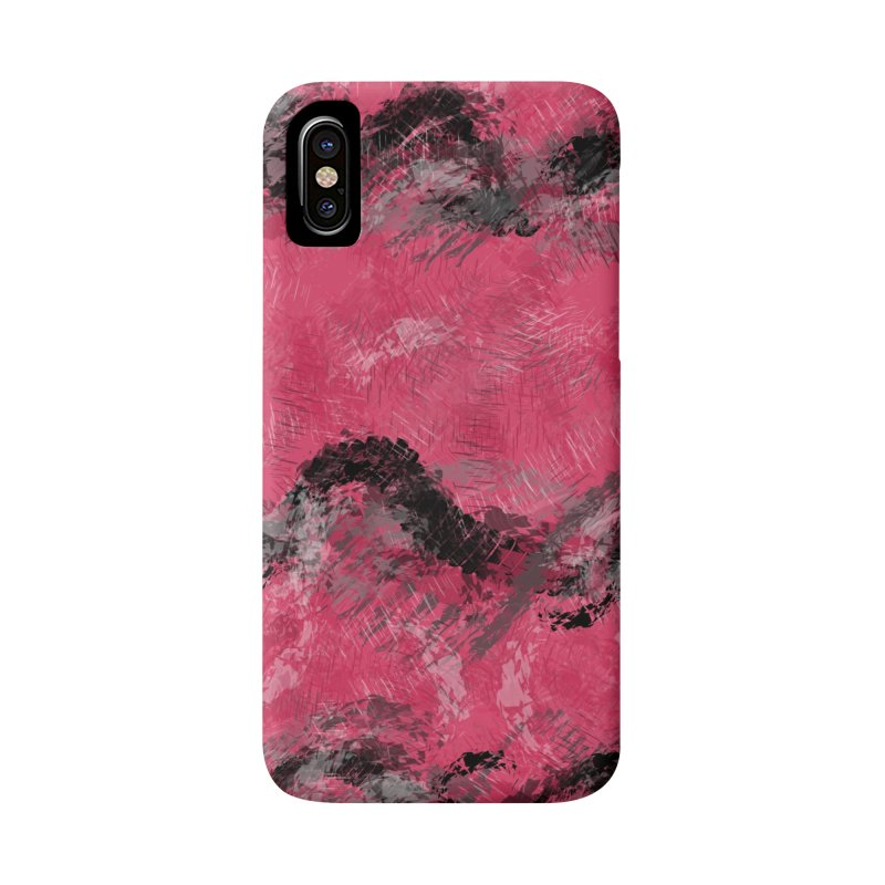 Waves of Distortion Accessories Phone Case by Christy Leigh Creative