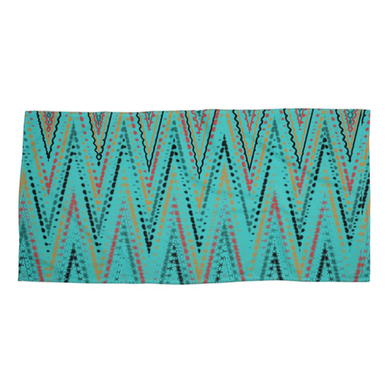 Native Wave Accessories Beach Towel by Christy Leigh Creative