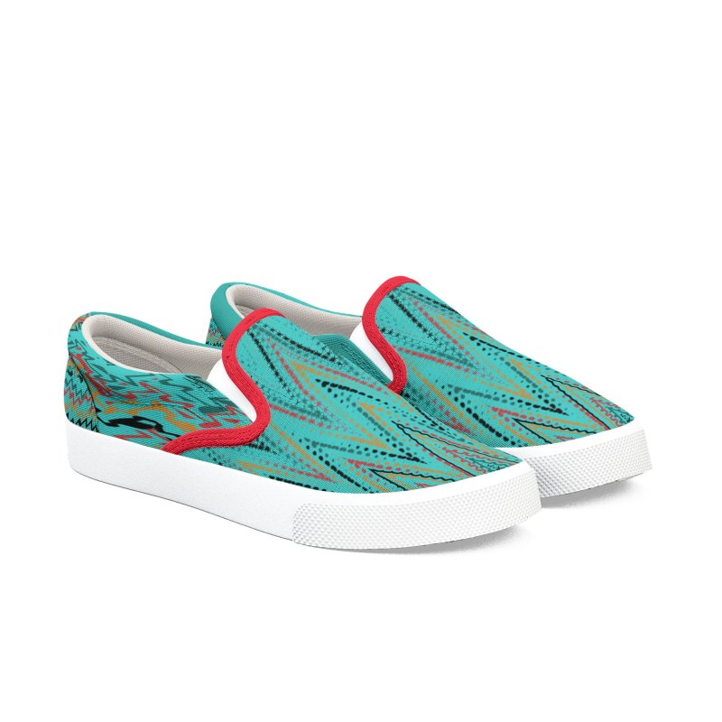 Native Wave Men's Shoes by Christy Leigh Creative