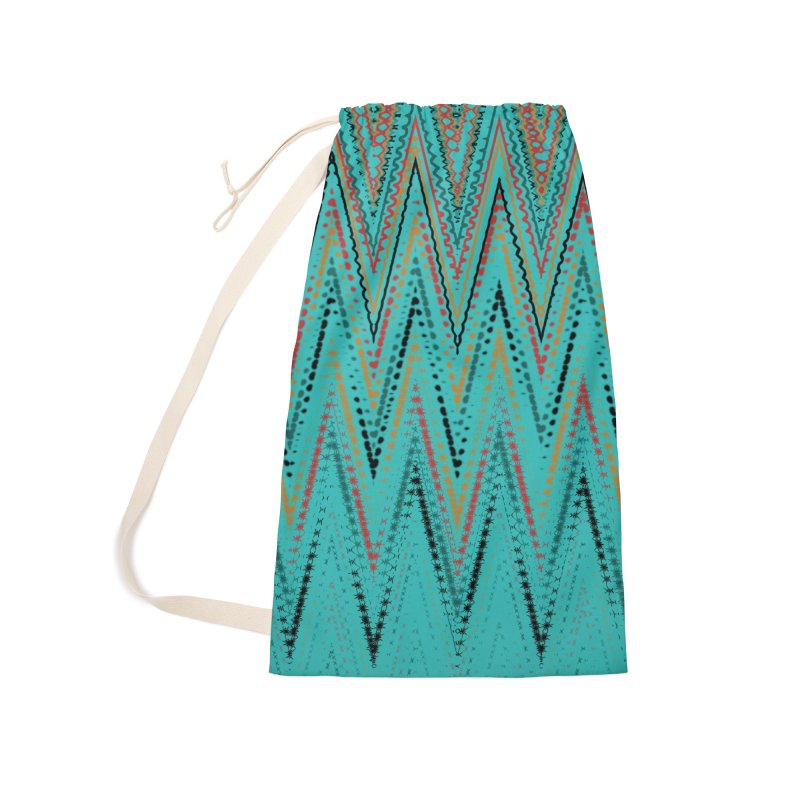 Native Wave Accessories Bag by Christy Leigh Creative