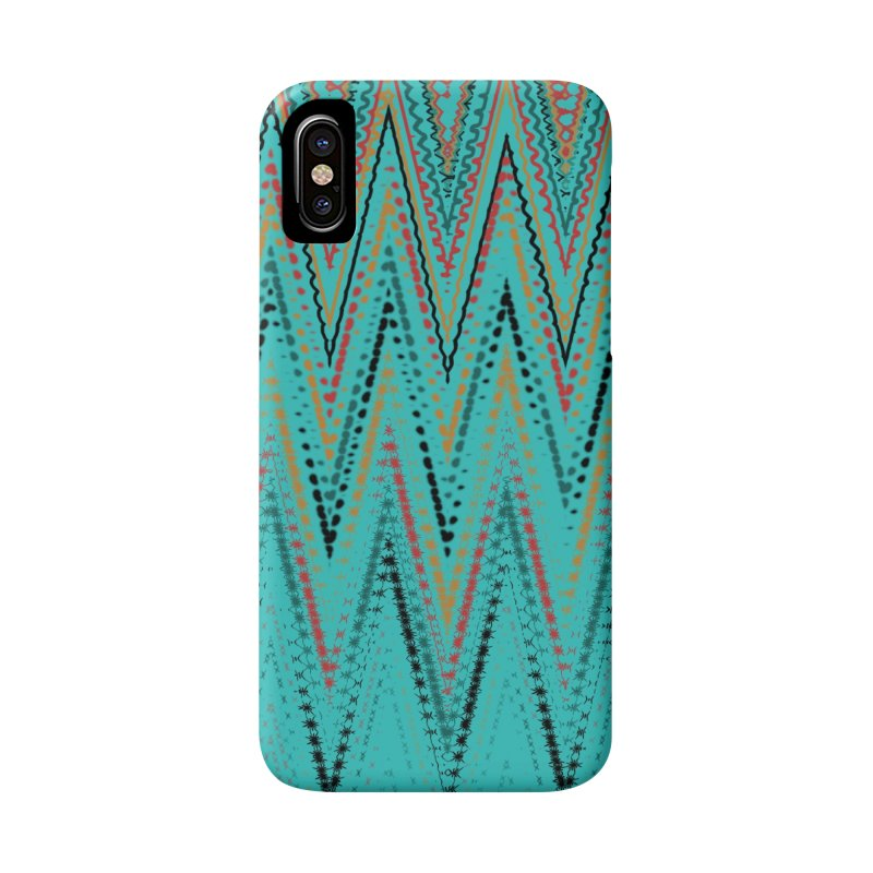 Native Wave Accessories Phone Case by Christy Leigh Creative