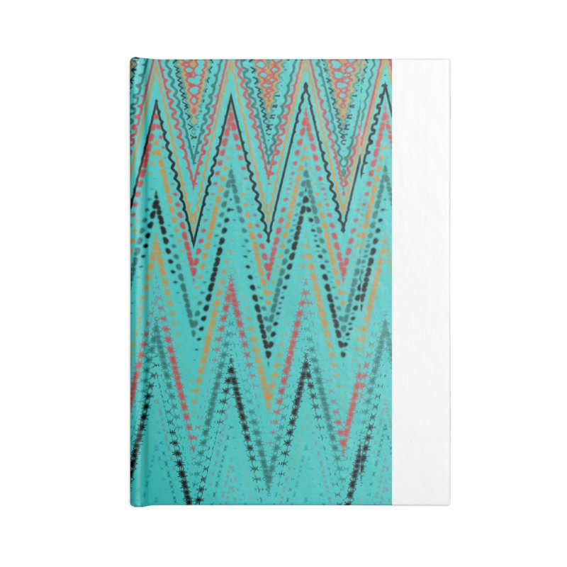 Native Wave Accessories Notebook by Christy Leigh Creative