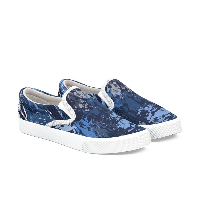 Blues Men's Shoes by Christy Leigh Creative