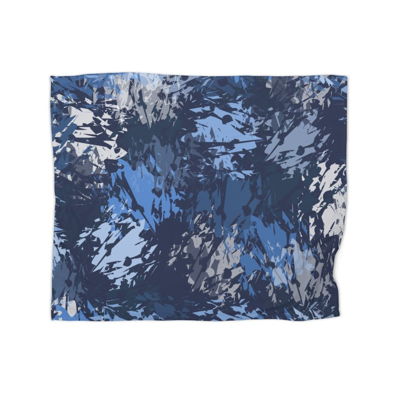 Blues Home Blanket by Christy Leigh Creative