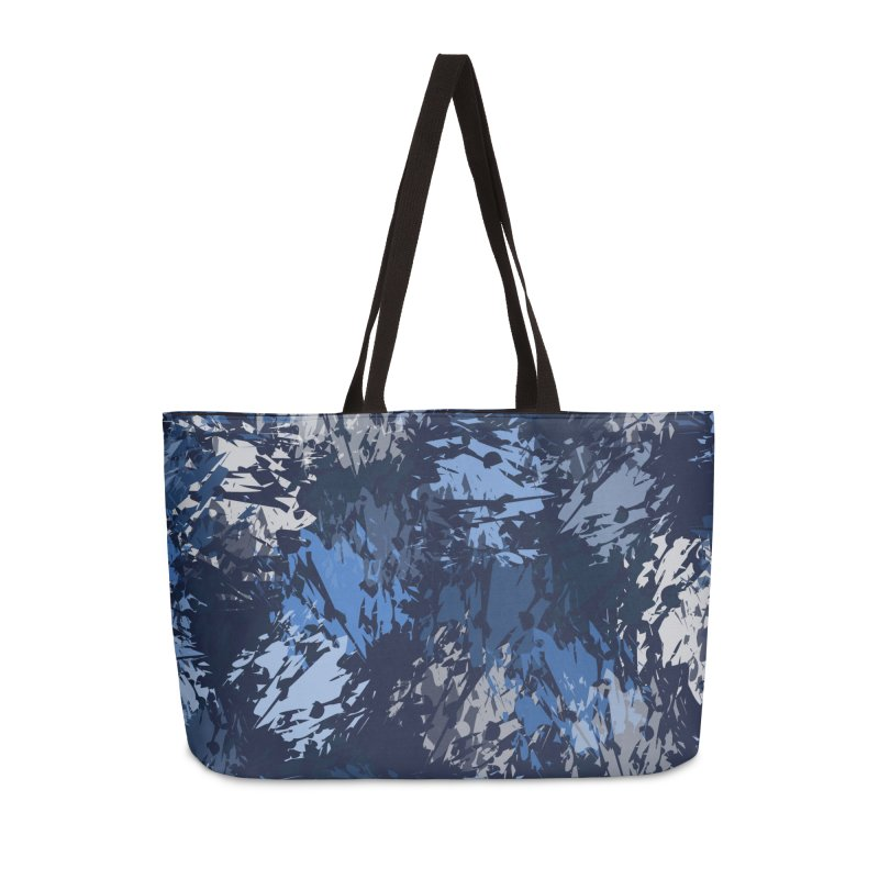 Blues Accessories Weekender Bag Bag by Christy Leigh Creative