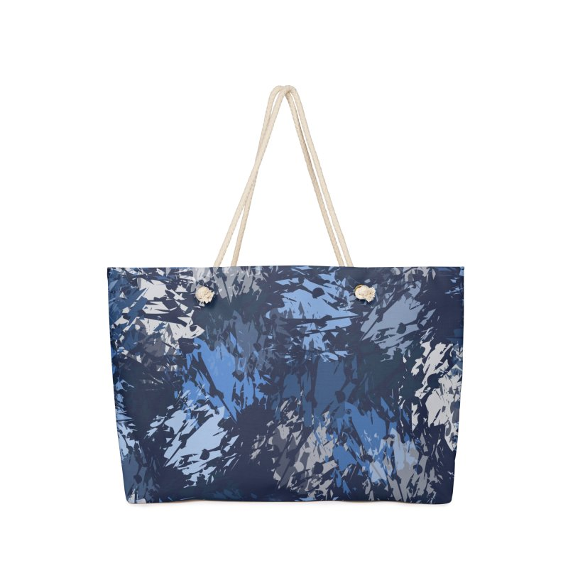 Blues Accessories Bag by Christy Leigh Creative