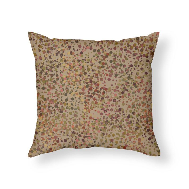 Fall Splendor Home Throw Pillow by Christy Leigh Creative