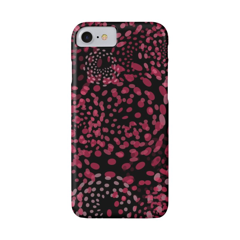 Crimson Fireworks Accessories Phone Case by Christy Leigh Creative