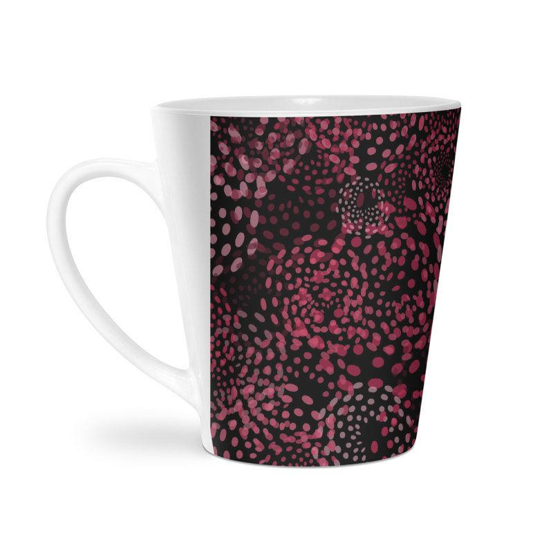 Crimson Fireworks Accessories Mug by Christy Leigh Creative