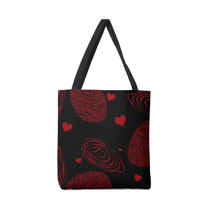 Love Prints Accessories Bag by Christy Leigh Creative