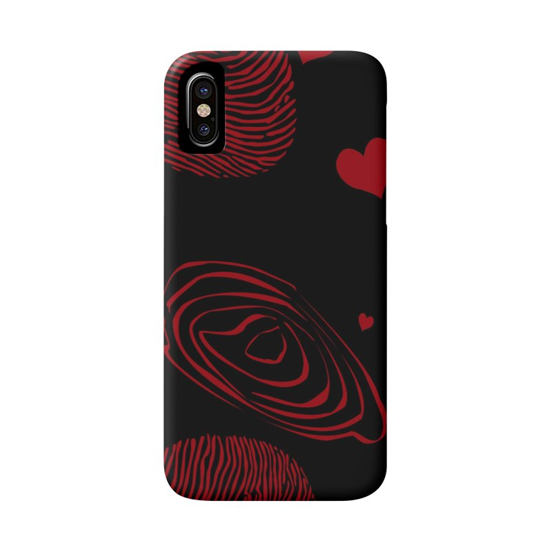 Love Prints Accessories Phone Case by Christy Leigh Creative