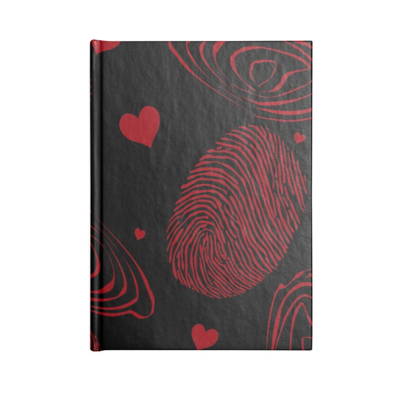 Love Prints Accessories Notebook by Christy Leigh Creative