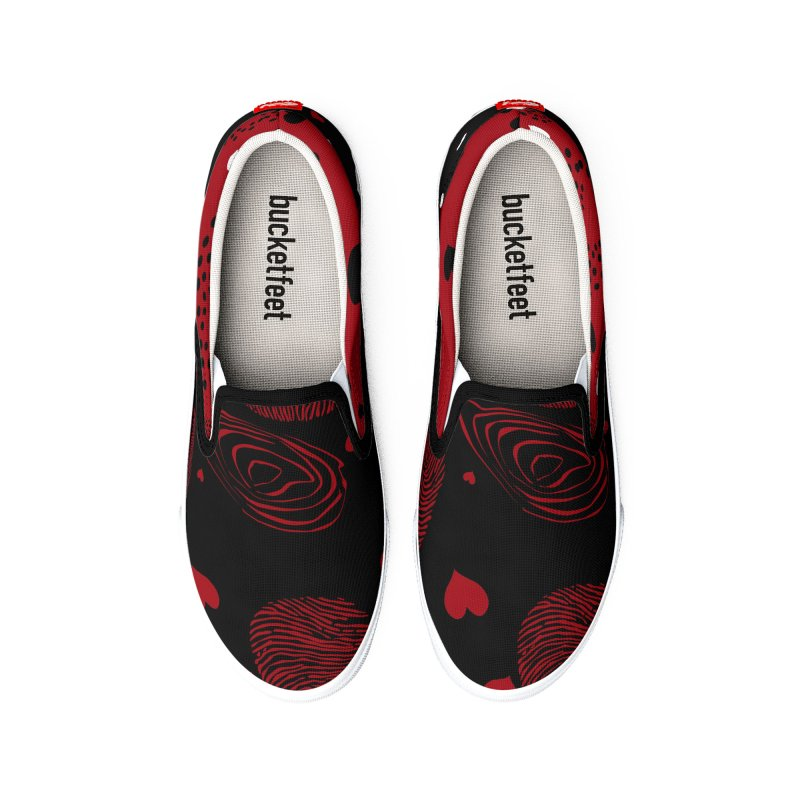 Love Prints Men's Shoes by Christy Leigh Creative