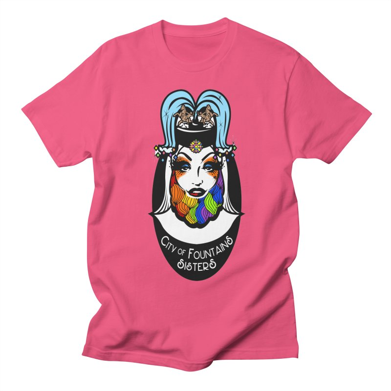 City of Fountains Sisters Logo Men's T-Shirt by City of Fountains Sisters Merch