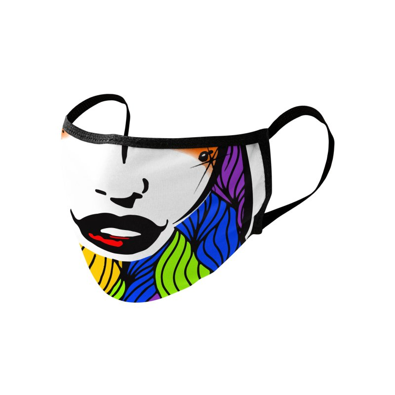 COFS Beard Mask Accessories Face Mask by City of Fountains Sisters Merch