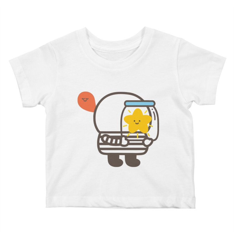 Bubi Au Yeung in aid of Make A Wish Kids Baby T-Shirt by COUP tees's Artist Shop