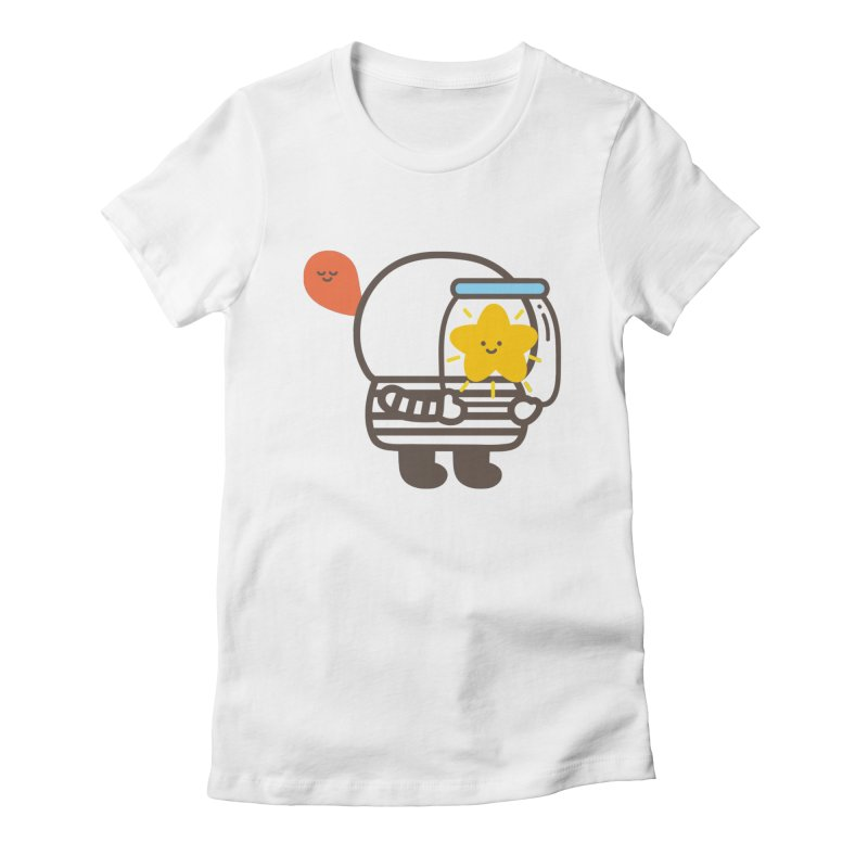 Bubi Au Yeung in aid of Make A Wish Women's T-Shirt by COUP tees's Artist Shop